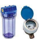 Φίλτρα Νερού / Υδρομετρητές